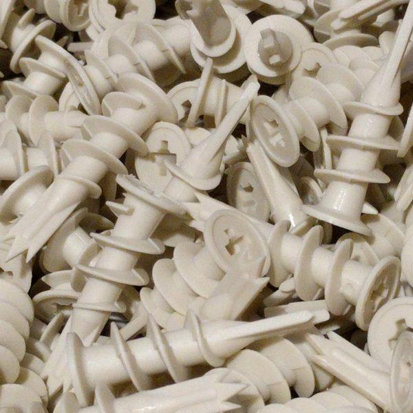 nylon plastic ez drive anchors