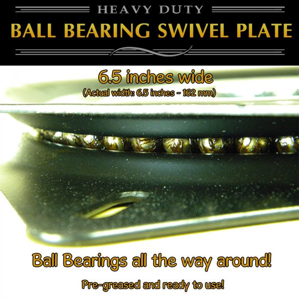 swivel plate turntable high quality