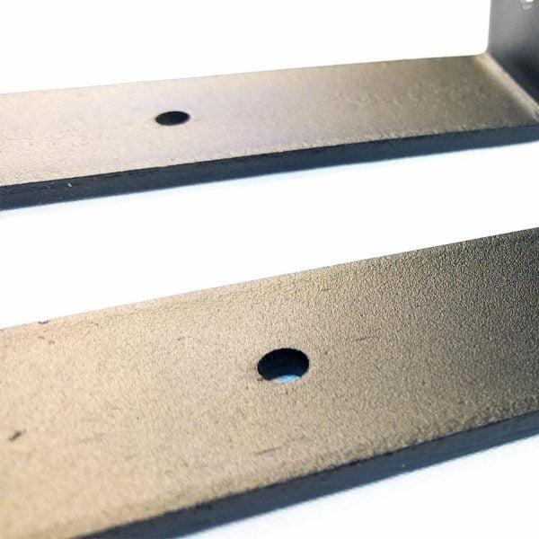 Beefy Steel Shelf Brackets