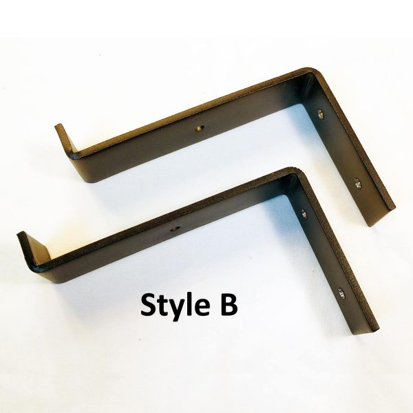 Thick Steel Shelf Brackets