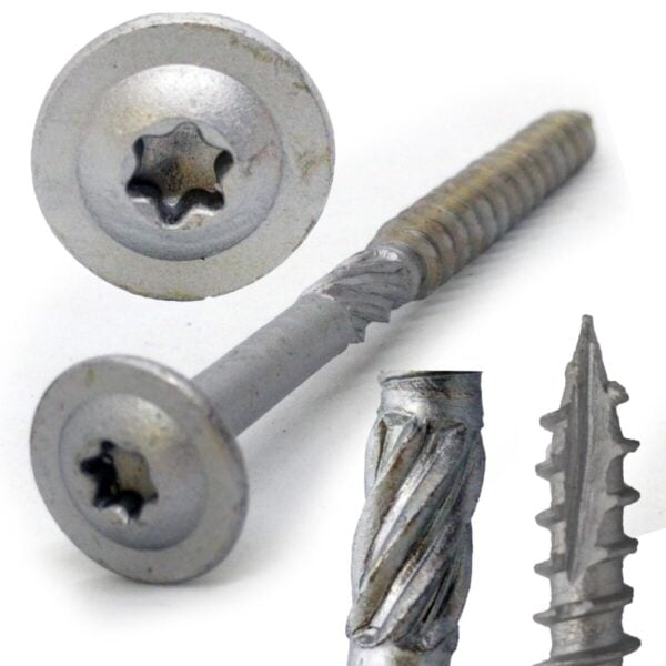 CTX Structural Screws