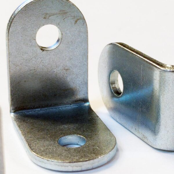 1-inch steel metal bracket