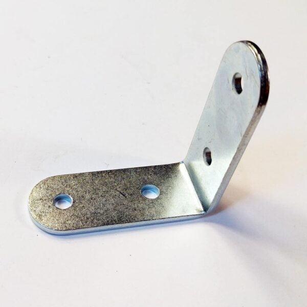 2 inch metal bracket zinc-coated