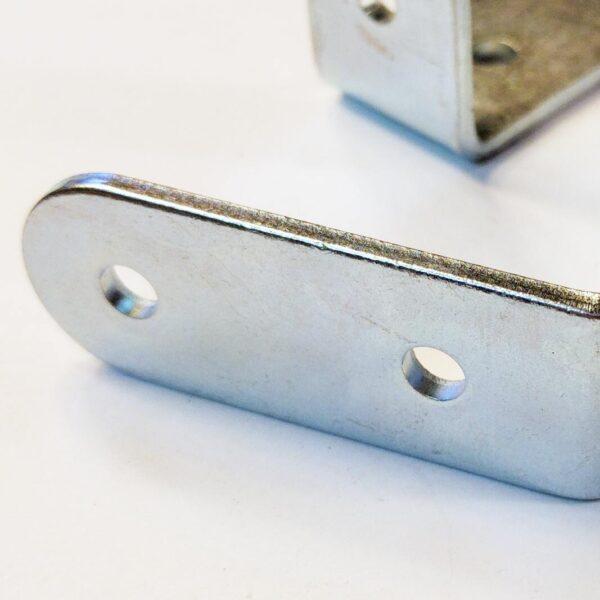 2 inch steel bracket