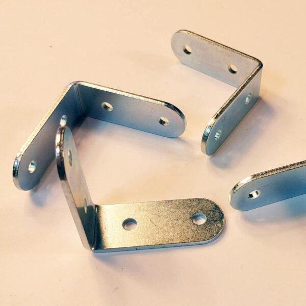 2 inch metal bracket